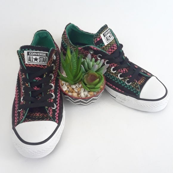 b8dd0c6a824caf Converse Shoes - Converse All Star Women CT Low Top Multi-color